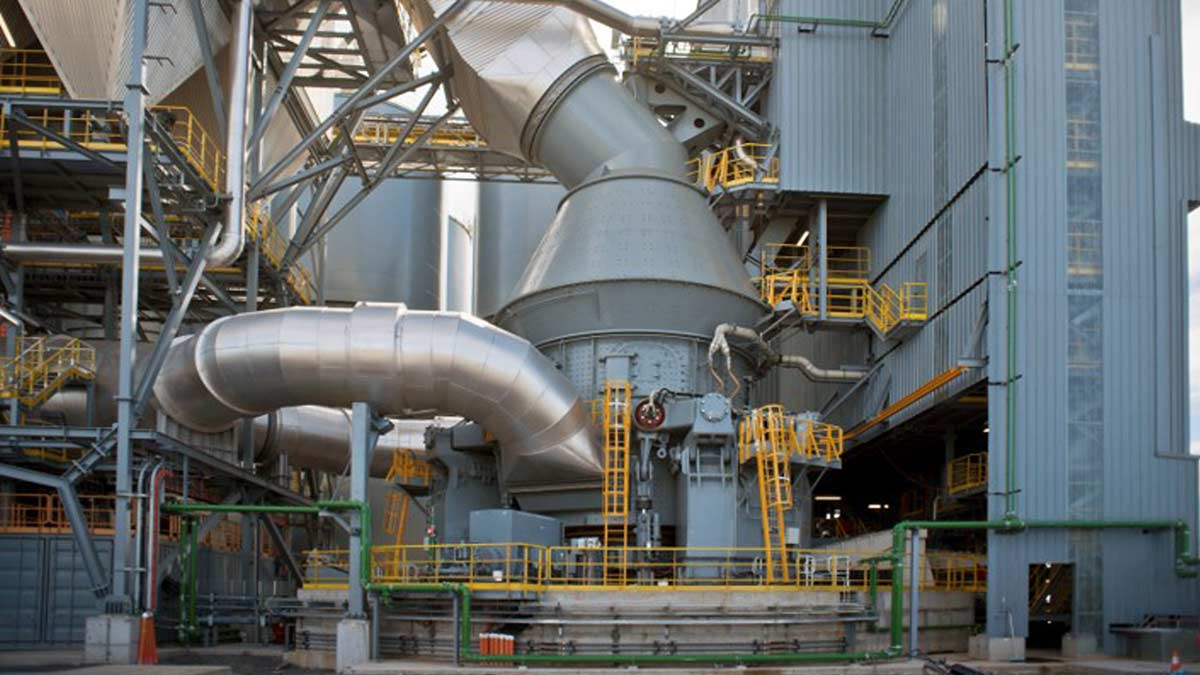 Cement Production Facility