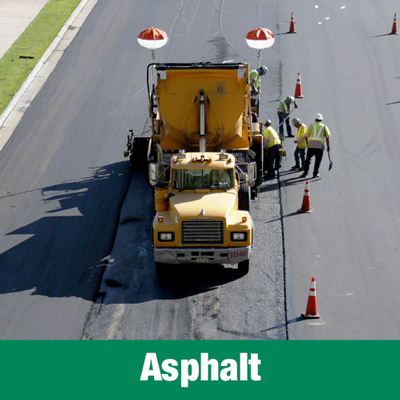 Levy, Asphalt