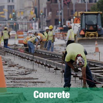 Levy, Concrete